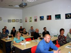 Održan 1. seminar Interni auditor ISU