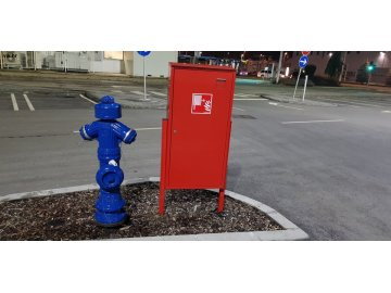 Ispitivanje stabilnih sustava za dojavu i gašenje požara
