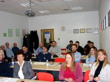 Održan 2. seminar Priprema za akreditaciju